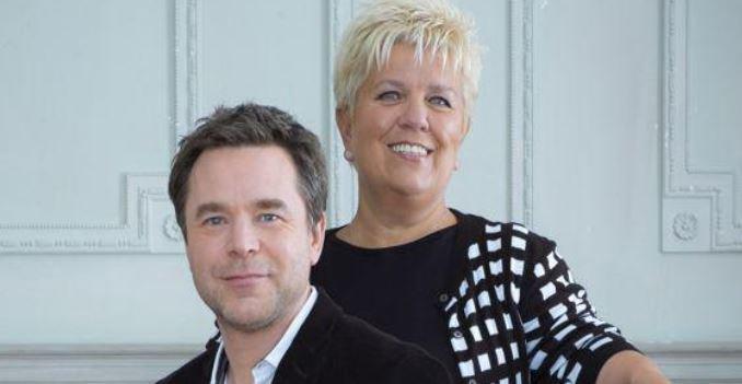 Mimie Mathy et Guillaume de Tonquédec sont les comédiens de séries TV plébiscités par les téléspectateurs selon un sondage...