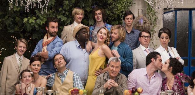 """Record d'audience pour la série """"Nos chers voisins"""" hier soir sur TF1..."""