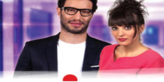 """""""Les people passent le bac"""": NRJ 12 commande de nouveaux numéros de son émission avec Manu Lévy et Erika Moulet..."""
