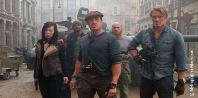 """""""Expendables 2"""" largement leader des audiences hier soir sur TF1, Bon score pour le téléfilm de France 3..."""