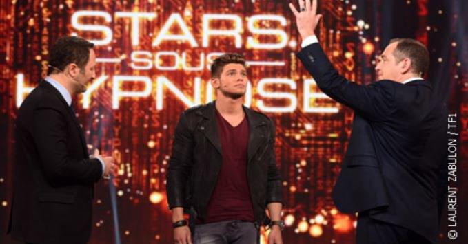 """Stars sous hypnose"" le 27 février prochain sur TF1 avec Beaugrand, Beccaro, Bensetti, Thilleman..."