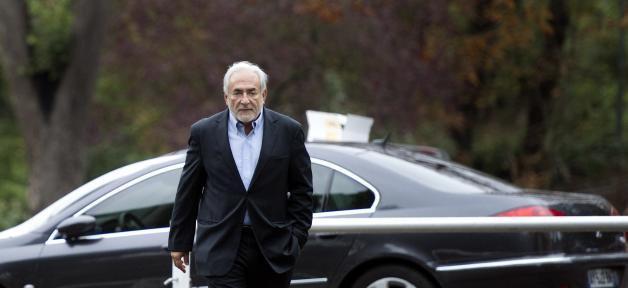 VSD exclu du procès du Carlton après avoir publié une photo de DSK prise dans la salle de presse du tribunal...