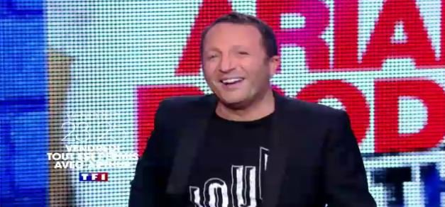 """A presque minuit, belle audience pour """"Vendredi tout est permis avec Arthur"""" hier soir sur TF1..."""