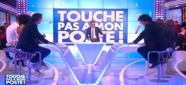 """Belle audience pour """"Touche pas à mon poste"""" avec Julien Courbet hier soir sur D8..."""