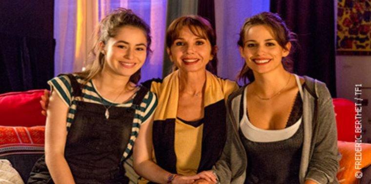 """Episode inédit de la série """"Clem"""" le 2 mars prochain à 20H55 sur TF1 avec Victoria Abril, Laurent Gamelon, Lucie Lucas..."""