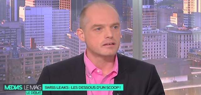 SwissLeaks : fallait-il rendre publics les noms ? Fabrice Lhomme répond sur France 5... Regardez !