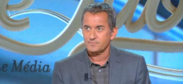 """Christophe Dechavanne sur les critiques de Touche pas à mon poste: """"Je ne veux pas rentrer dans leur jeu à la con"""""""