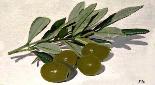 Ce temps des olives. Je ne connais rien de plus épique.........