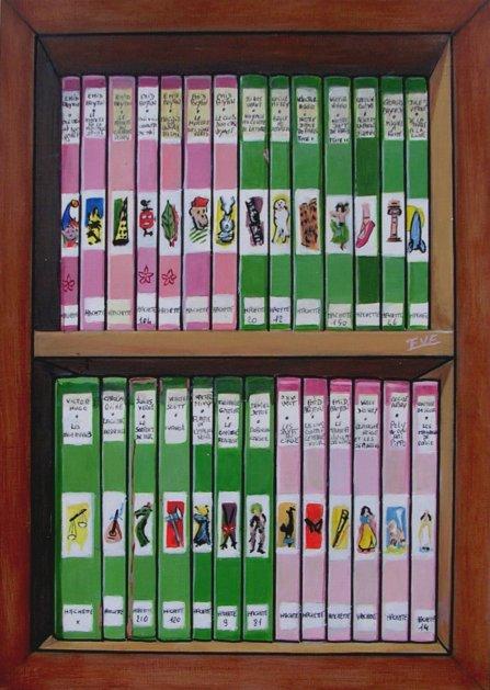 les livres de ma jeunesse ...............