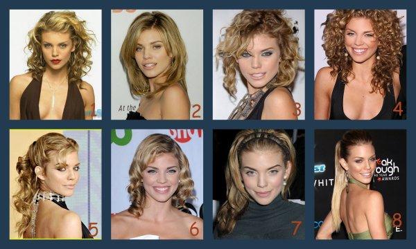 Coupe de cheveux silver 90210