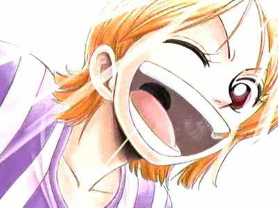 Clichés de Luffy et Nami!!!
