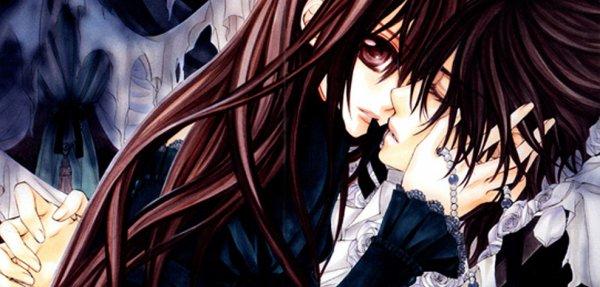 Quel est votre couple de Vampire Knight préféré?