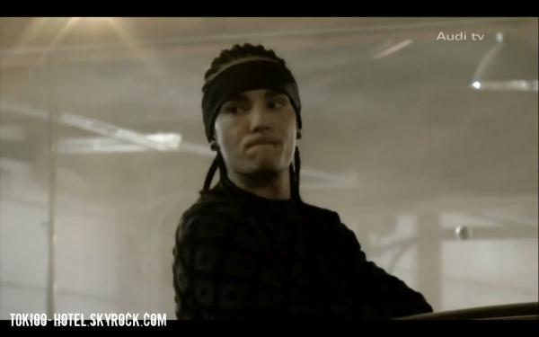 Screens - Audi TV - Tokio Hotel Chickie Run:   A spectacular Audi photo shoot