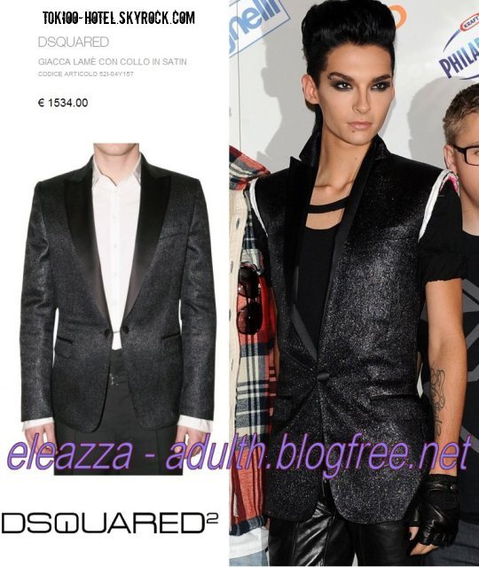 Bill and Tom's style
