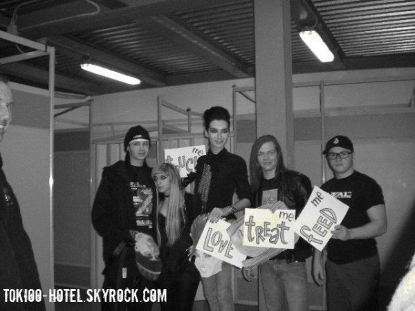 Torino, Italie- Meet & Greet (25.03.10)