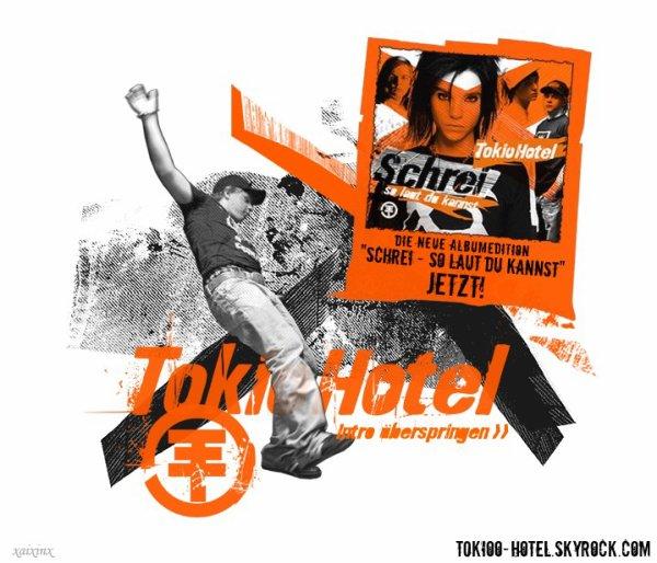 Tokio Hotel web 2006