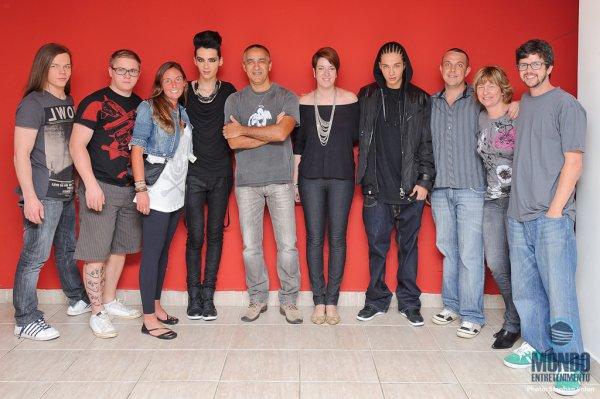 São Paulo, Brésil - meet & greet (23.11.10)