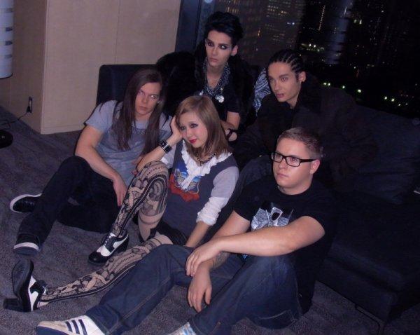 Tokio - Japon - interview (14.12.10)