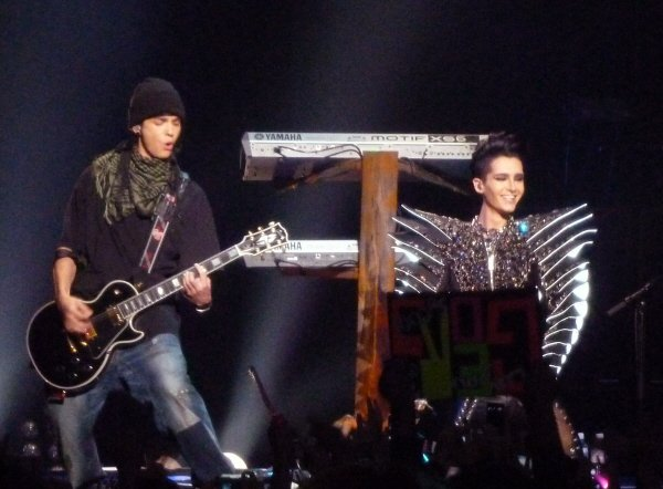 Showcase à Tokio, Japon (15.12.10)