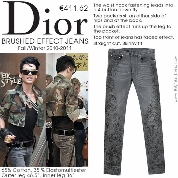 Bill's Style   Dior - 411.62¤  Brownsfashion.com