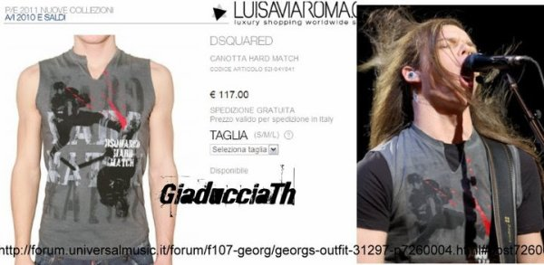 Georg's style DSQUARED   117.00¤