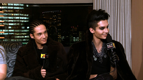 Interview à Tokyo - Japon (14.12.10)