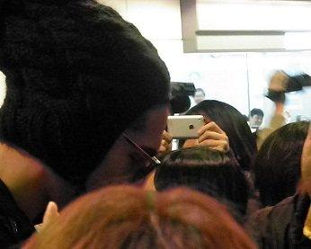 Aéroport de Tokyo - Japon (15.12.10)