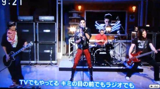 Sukkiri!! - Tokyo, Japon (09.02.11)