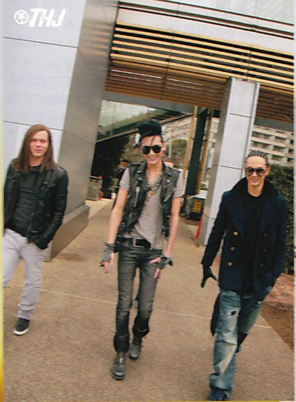 Les garçons à Tokyo (08.02.11)