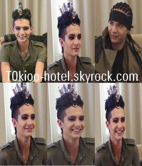 Tokyo - Japon - Interview (11.02.11)