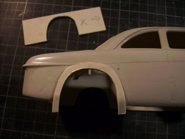 FORD 1949 COUPE - AMT - TRANSFORMATION 3