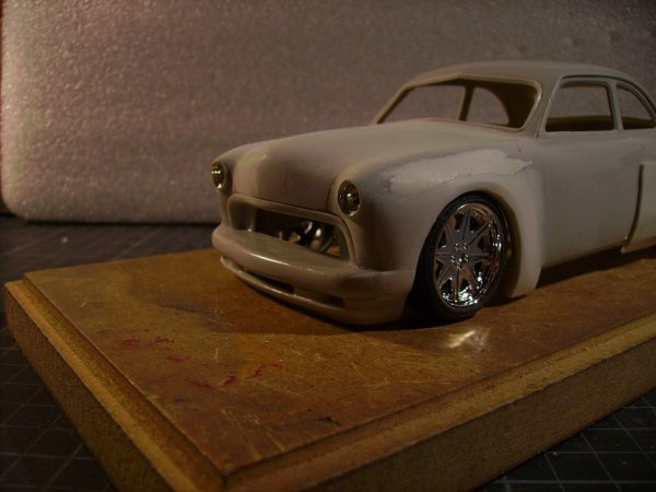 FORD 1949 COUPE - AMT - TRANSFORMATION 5