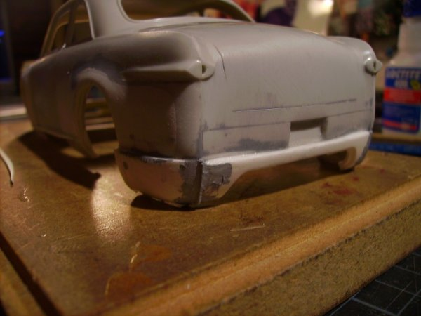 FORD 1949 COUPE - AMT - TRANSFORMATION 6