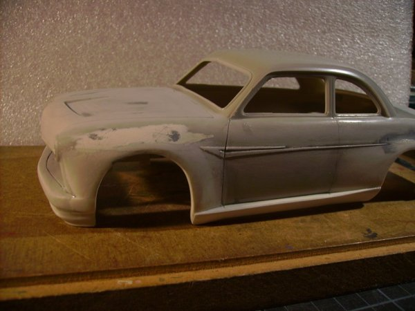 FORD 1949 COUPE - AMT - TRANSFORMATION 7