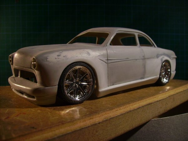 FORD 1949 COUPE - AMT - TRANSFORMATION 9