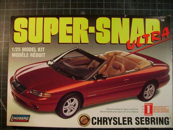 CHRYSLER SEBRING 1999 - LINDBERG - PRESENTATION