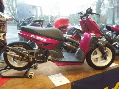 Expo Scoot Xtreme 2018