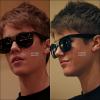 19/04/11 - Justin Bieber faisant une conférence de presse à Singapour, en Asie. Vidéos : 1 & 2. .