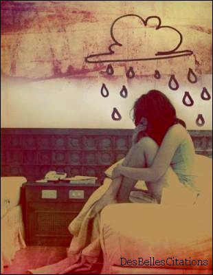 """"""" L'amour  c'est comme la cigarette sauf que  l'amour t'en pleurs  et la cigarette t'en meurs..."""""""