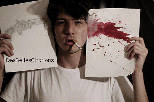 La dépression passe si cesser de fumer