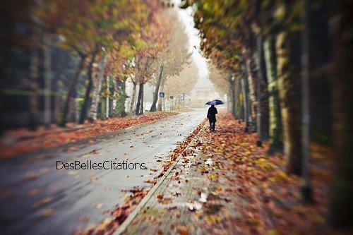 """""""Je voudrais perdre la mémoire pour ne plus changer de trottoir quand je croise mes souvenirs."""" Georges Moustaki."""