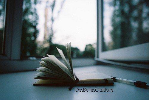 """""""Ecrire. Non pas une lettre, ni même un journal intime. Non. Simplement écrire. Comme on respire. Pour vivre."""" Pierre Bottero."""