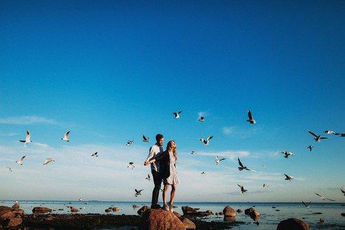 """""""Un très grand amour, ce sont deux rêves qui se rencontrent et, complices, échappent jusqu'au bout à la réalité."""" - Romain Gary"""