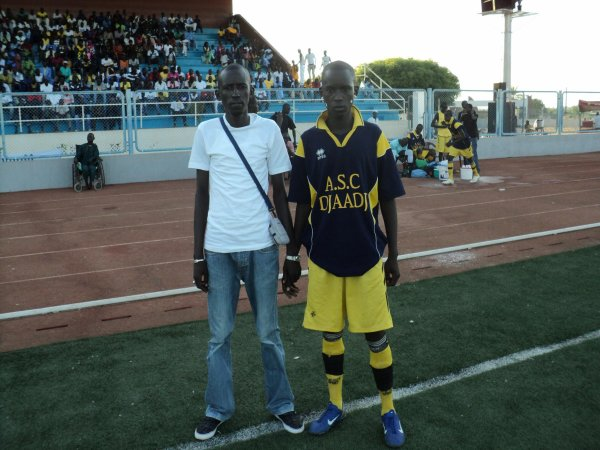 moi et mon frere khadim final regionnal 2010