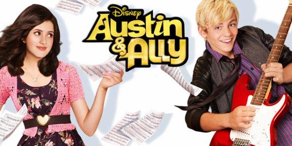 Attention ! Nouvelle série : Austin & Ally