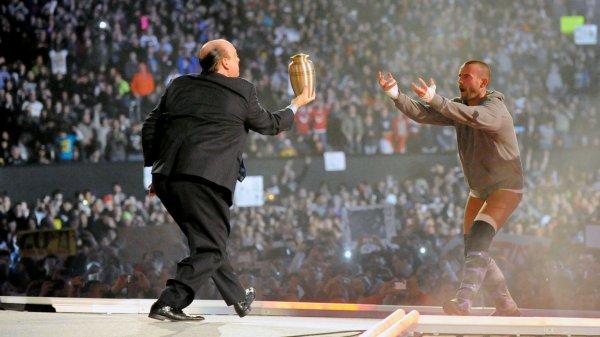 ♥ WrestleMania 29: The Undertaker bat CM Punk ♥