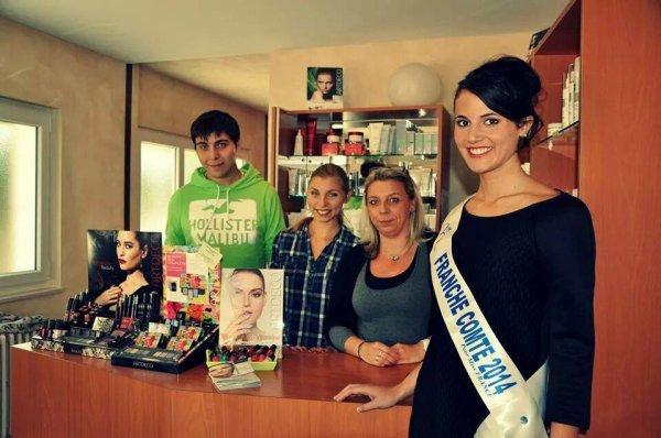 Anne-Mathilde Cali - Miss Franche-Comté