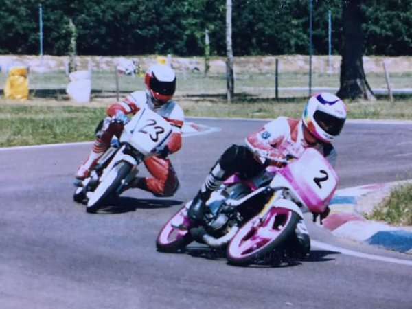 Fight moped 50cc racing