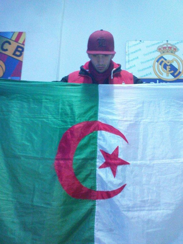 Algérien ET Fière De L'être ! :)