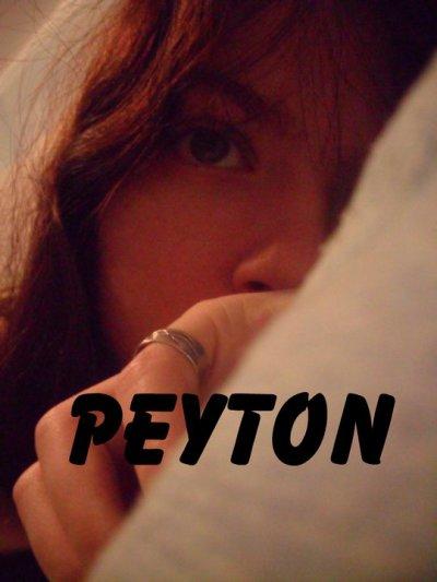 PEYTON Blood !!!!!!!!!!!!